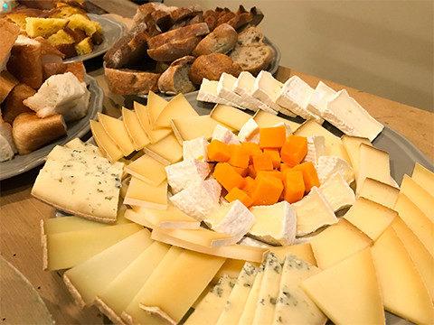 10月11日から大丸東京店の「世界の酒とチーズフェスティバル」に出店します